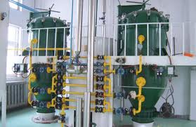 Soybean Oil Refining Processes